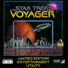 Star Trek Voyager - Entertainment Utility (Limited Edition)