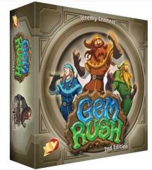 Gem Rush (2nd Edition)