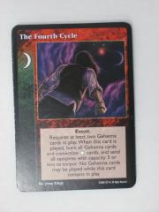 Promo Card - The Fourth Cycle
