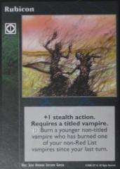 Promo Card - Rubicon