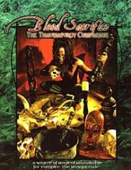 Blood Sacrifice - The Thaumaturgy Companion