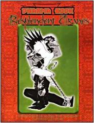 Dharma Book - Resplendent Cranes