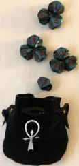 Vampire - The Masquerade - Dice Set
