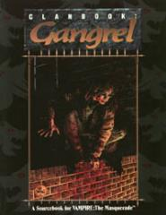 Clanbook - Gangrel (1st Edition)
