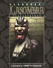 Clanbook - Lasombra (1st Edition)