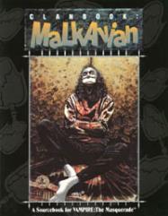 Clanbook - Malkavian (1st Edition)
