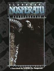 Clanbook - Nosferatu (1st Edition)