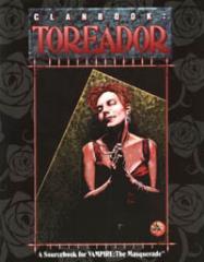 Clanbook - Toreador (1st Edition)