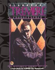 Clanbook - Tremere (1st Edition)