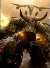 Codex Orks - Waaagh! Ghazghkull