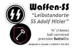 16mm Waffen-SS 1st SS Panzer Division (2)