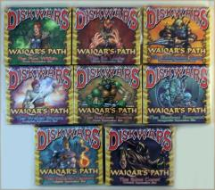 Waiqar's Path Complete Collection - 8 Packs!