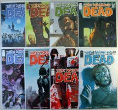 Walking Dead Lot - 8 Issues!