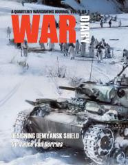 "Vol. 3, #1 ""Designing Demyansk Shield, Commissar is in Town, New Iron Bottom Sound III Scenario"""