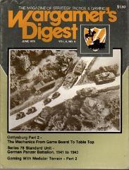 "Vol. 6, #8 ""Gaming With Modular Terrain, Gettysburg Pt. 2"""