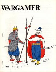 """Vol. 3, #1 """"Asiatic Colonial Wars, Charge of the Light Brigade, Shootout Rules"""""""