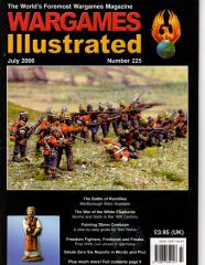"""#225 """"The Battle of Ramilles, The War of the White Elephants, Painting 28mm Cowboys"""""""