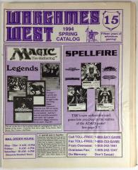 1994 Spring Catalog