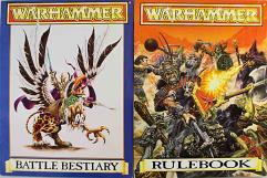 Warhammer Fantasy Battles (4th Edition) - Rulebooks Only!