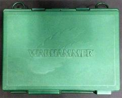 Warhammer Army Case - Green