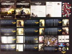 Conquest Card Game Collection #5 - Base Game + 5 Expansions!