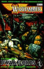 "#15 ""Dwarflords, Kal Jericho, Darkblade"""