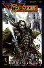"#41 ""Blood and Steel… Darkblade"""