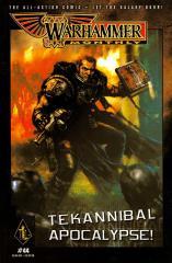 """#44 """"Tekannibal Apocalypse!"""""""