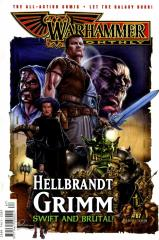 "#67 ""Hellbrandt Grimm - Swift and Brutal!"""