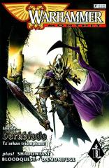 "#7 ""Darkblade - Tz'arkan Triumphant!, Shadowfast, Bloodquest"""