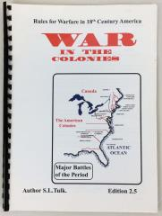 War in the Colonies