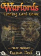 Warlords Faction Deck #1