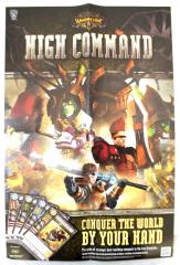 Warmachine High Command Promo Poster