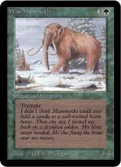 War Mammoth (C)