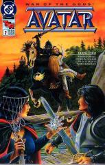 Avatar - War of the Gods! #2 (Avatar Trilogy)