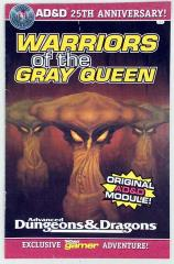 Warriors of the Gray Queen - Module Only!