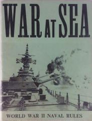 War at Sea - WWII Naval Rules