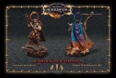 Warlock of Wasteland