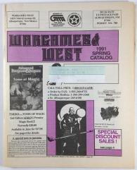 1991 Spring Catalog