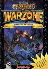 Mutant Chronicles Warzone - Intro to Tabletop Gaming