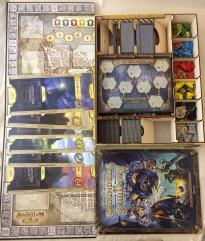 Lords of Waterdeep Complete Collection w/Organizer!