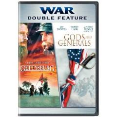 War Double Feature - Gettysburg & Gods and Generals