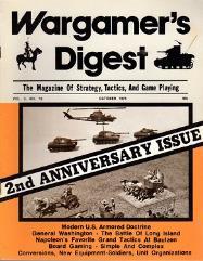 "Vol. 2, #12 ""Modern US Armored Doctrine, The Battle of Long Island"""