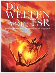 Welten von TSR (The Worlds of TSR, German Language Edition)