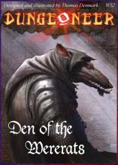 Den of the Wererats (1st Printing)