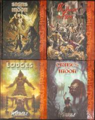 Werewolf - The Forsaken Supplement Collection - 4 Books!
