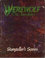Storyteller's Screen (1st Edition)