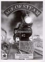 Expansion #2 - Western United States & Germany