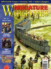 """#311 """"Roman Civil War, Kampfgruppe Wiking, WWI Outside Eurpe"""""""