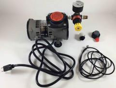 Whirlwind 80-2 Compressor w/Model Master 50601 Airbrush